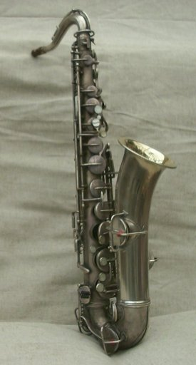 york saxophone. york saxophone e