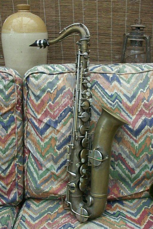saxofon conn 6m Lady Face